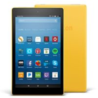 Amazon's New Fire Tablets
